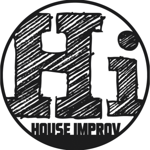 House Improv performs at Hippodrome Theater Logo
